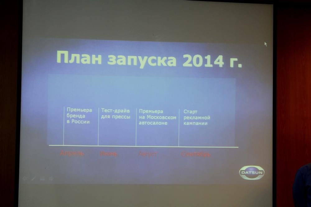 price 1 Когда выйдет Nissan Datsun в России?