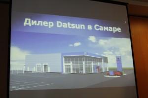 diler2 300x200 Датсун показал дизайн своих будущих автосалонов