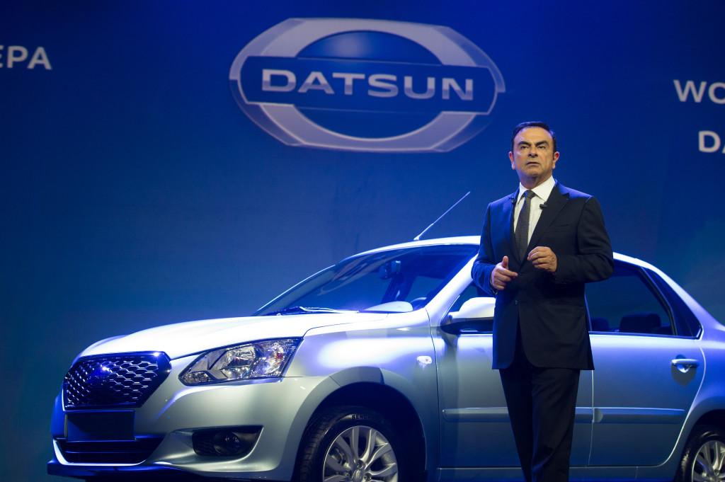 DSC 3458 1024x681 Опубликованы официальные фотографии первой модели Datsun