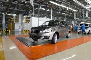datsun seriya7 300x199 Японский седан Datsun on DO выходит на российский рынок