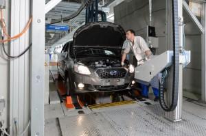 datsun seriya8 300x199 Японский седан Datsun on DO выходит на российский рынок