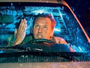 steklo 300x229 Запотевание стекол в автомобиле в дождь   средства для избавления