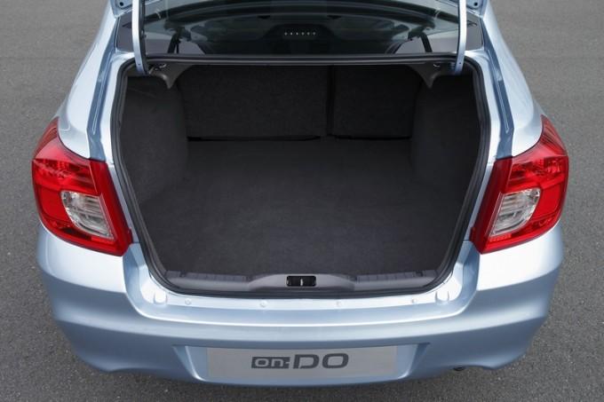 багажник Datsun on Do   все о седане Датсун