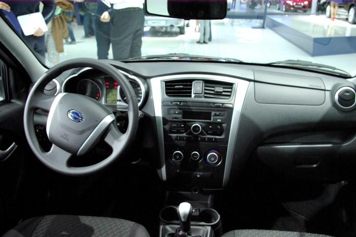 foto salon Datsun on DO Цены и комплектации Datsun on Do