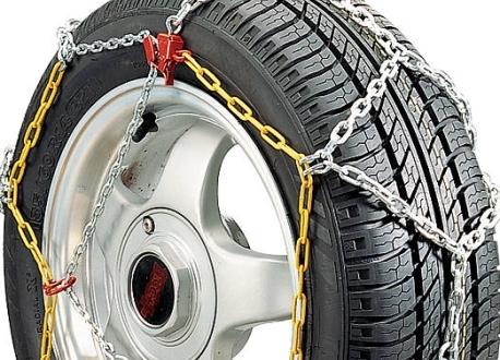 Цепь противоскольжения с ромбическим рисунком Диски и шины на Datsun on Do и mi Do   Характеристики и размеры