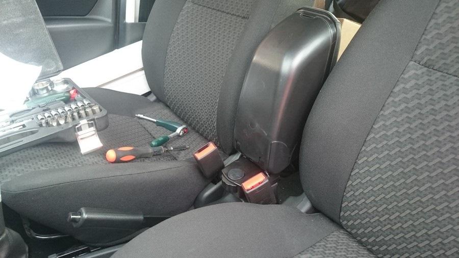 215daecs 960 Выбор и установка подлокотника на Datsun on Do и mi Do