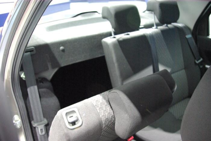 bagazhnik spinki Задние и передние сиденья на Datsun on Do и mi Do