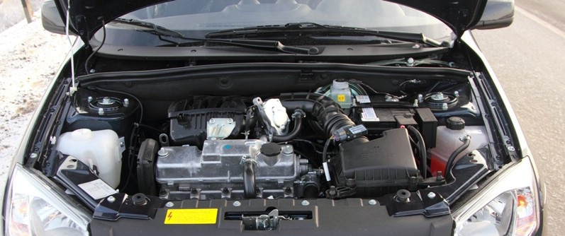 datsun dvigatel1 Характеристики двигателя 21126