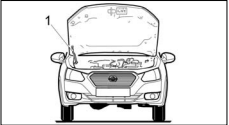Безымянный2 Как открыть капот и багажник на Datsun on Do и mi Do