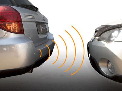 400x300parking system Парктроник на Datsun on Do и mi Do