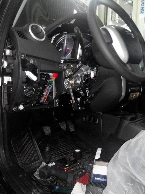 84ba36cs 480 Прохождение ТО 0 на Datsun mi Do и on Do