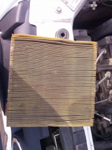 CAM00045 225x300 Замена воздушного фильтра (а также салонного) на Datsun on Do и mi Do