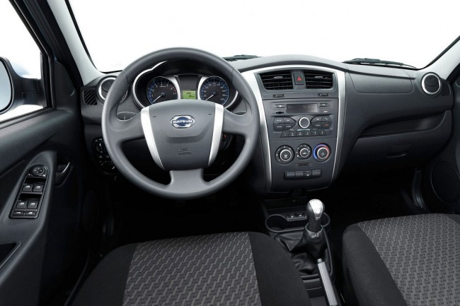 foto on do 03 650x4331 Штатная магнитола на Datsun on Do и mi Do   руководство