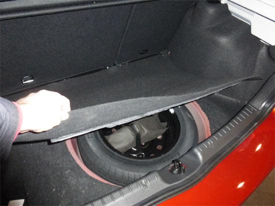 datdunmidobag4 Багажник Datsun mi Do   объем, фото