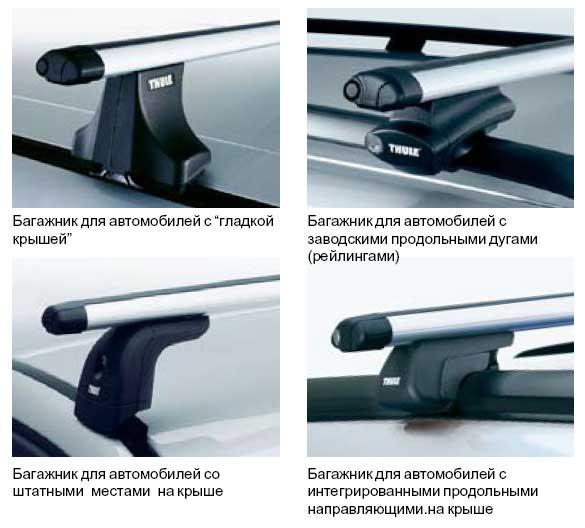 авто багажник Багажник на крышу на Датсун он До и ми До: обзор цен и производителей