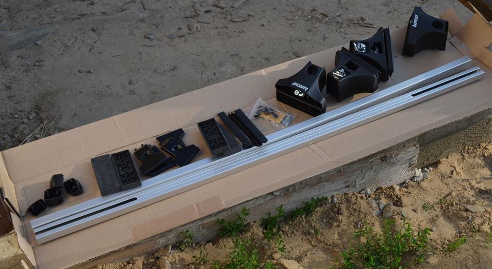 54baeb8s 960 Багажник на крышу на Датсун он До и ми До: обзор цен и производителей