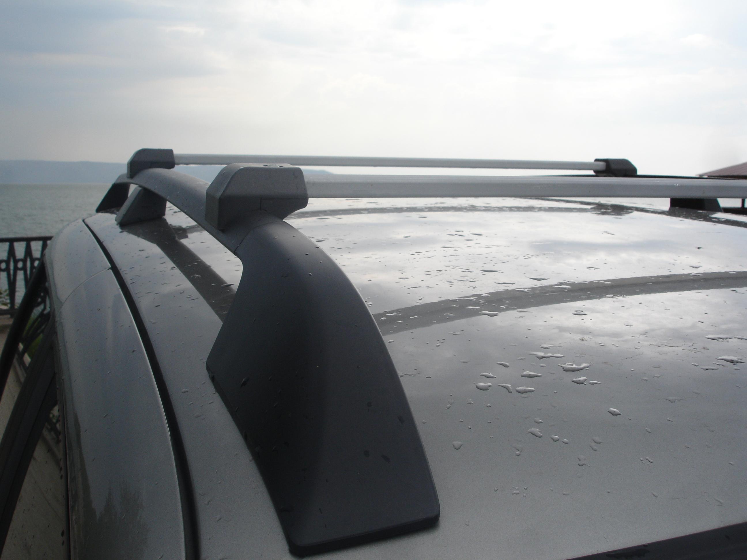 fl s Багажник на крышу на Датсун он До и ми До: обзор цен и производителей