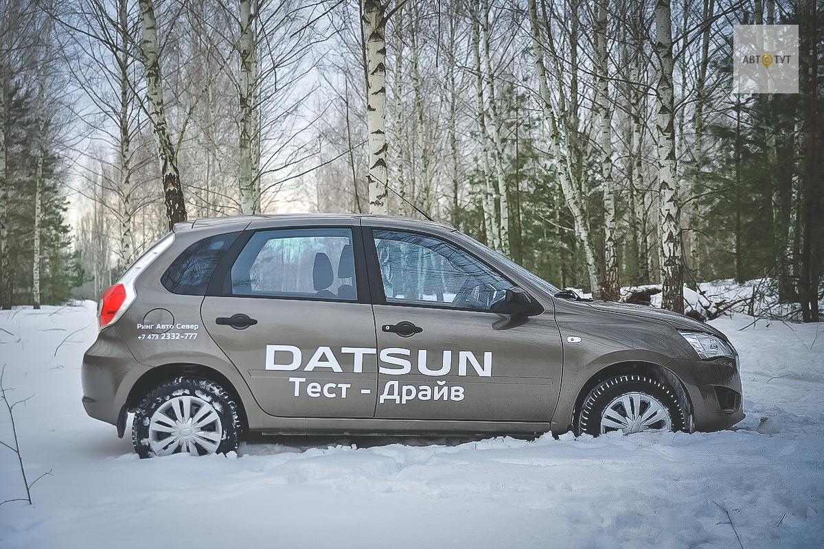 Datsun mi do 7 Тест драйв Датсун ми До: видео, +фото