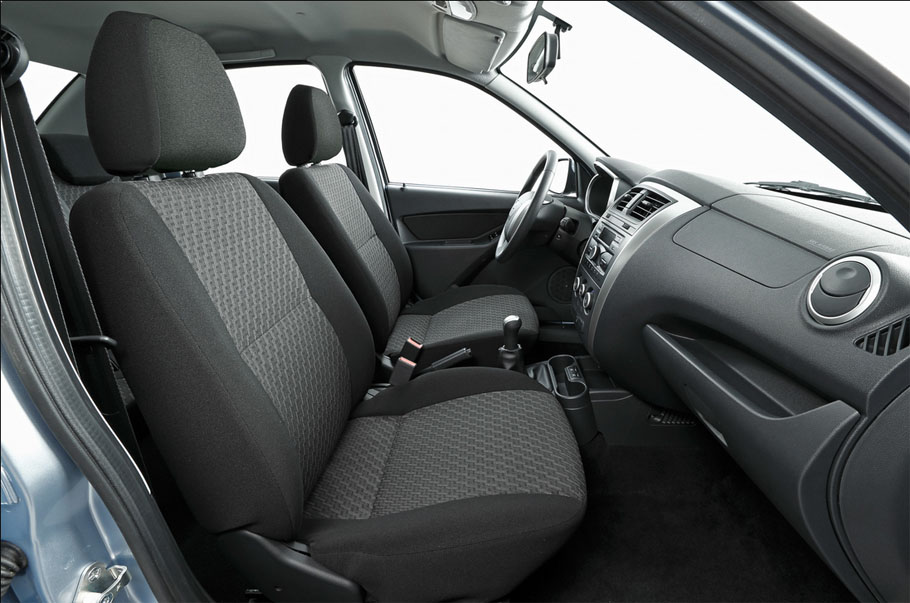Datsun on DO 2014 salon 1 Тест драйв Датсун он До: видео, +фото