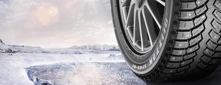 Bridgestone launches new studded winter tyre  Blizzak Spike 01.2878big Зимняя и летняя резина на Датсун он До и ми До