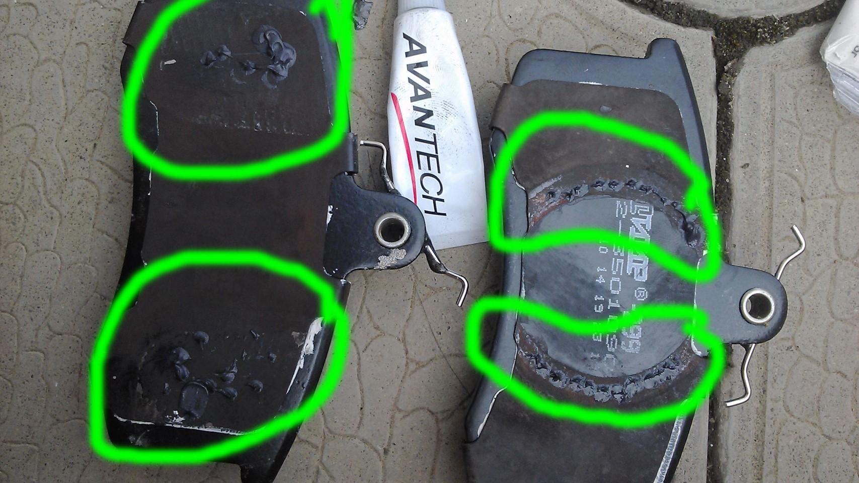4e8e476s 960 Самостоятельная замена передних тормозных колодок Датсун он До и ми До