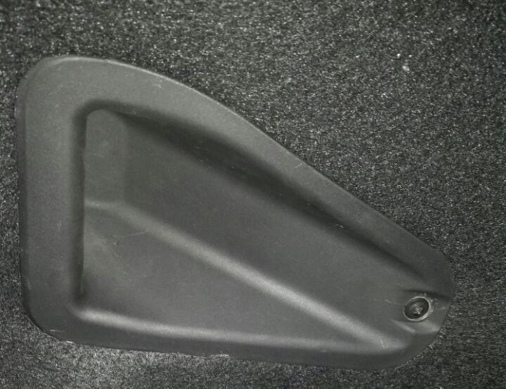 rkb gr1 Обивка крышки багажника Датсун он До