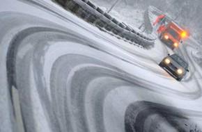 Особенности зимнего вождения автомобиля