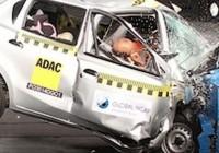 Индийское агентство провело краш-тест Datsun Go