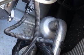 Замена трубки кондиционера Датсун он-До и ми-До по гарантии