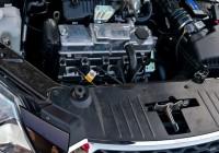 Характеристики двигателя 21126