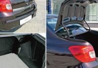 Как открыть капот и багажник на Datsun on-Do и mi-Do