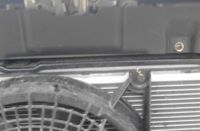 Ставим защитный щиток для замка капота Датсун он-До и ми-До