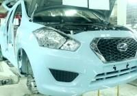 В Индии запустили производство Datsun Go