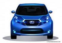 Новый Datsun выйдет в Индии
