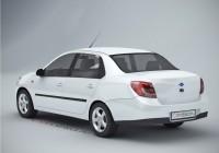 Получены данные о стоимости нового седана Datsun