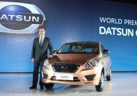 Фотографии Nissan Datsun Go Индонезийской версии