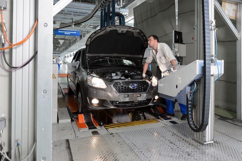datsun seriya8 Datsun on DO уже доступен для предварительных заказов