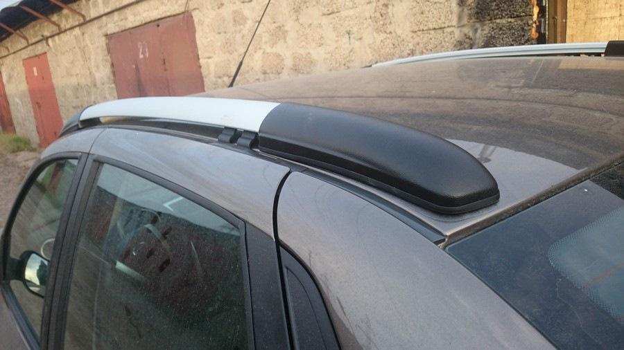 1abdaecs 960 Процесс установки рейлингов на крышу Datsun on Do