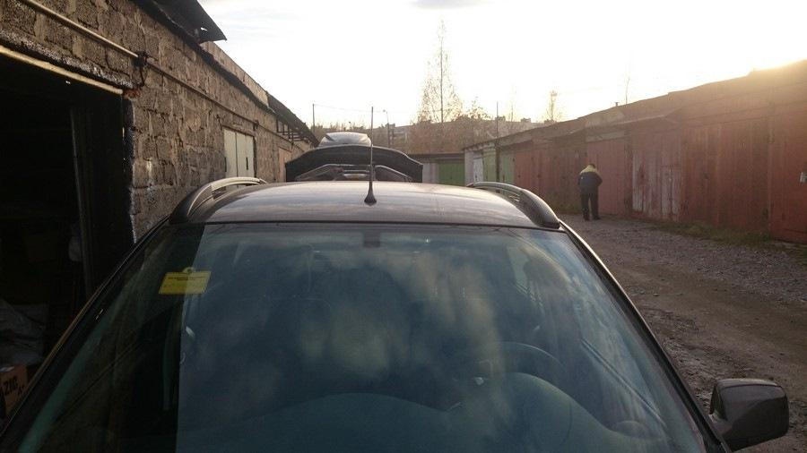 4abdaecs 960 Процесс установки рейлингов на крышу Datsun on Do