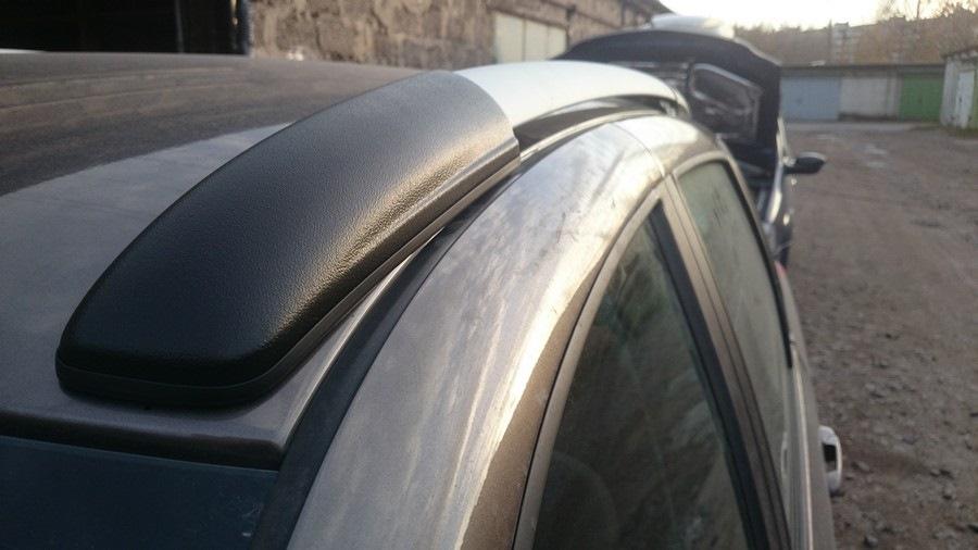 cabdaecs 960 Процесс установки рейлингов на крышу Datsun on Do