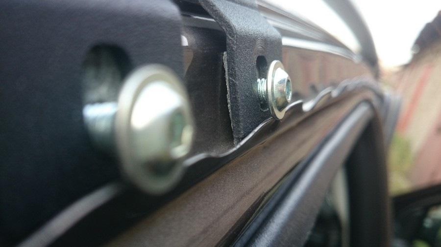 d2bdaecs 960 Процесс установки рейлингов на крышу Datsun on Do