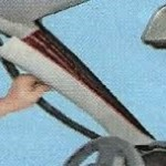 Снятие обшивки потолка Гранта2 150x150 Шумоизоляция крыши на Datsun on Do и mi Do