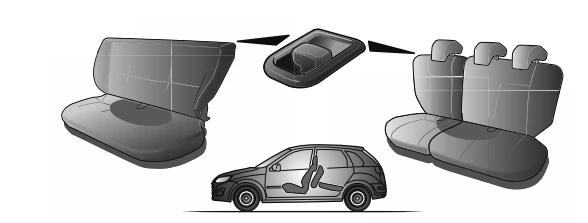 раскладывание заднего сиденья на датсун ми до Задние и передние сиденья на Datsun on Do и mi Do