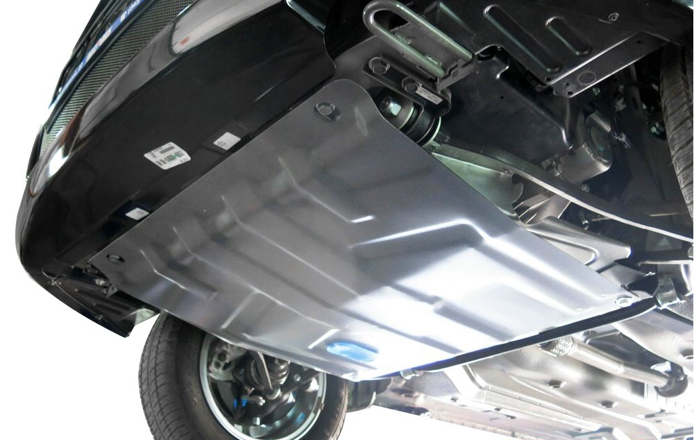 2 Как установить защиту картера на Datsun on Do и mi Do