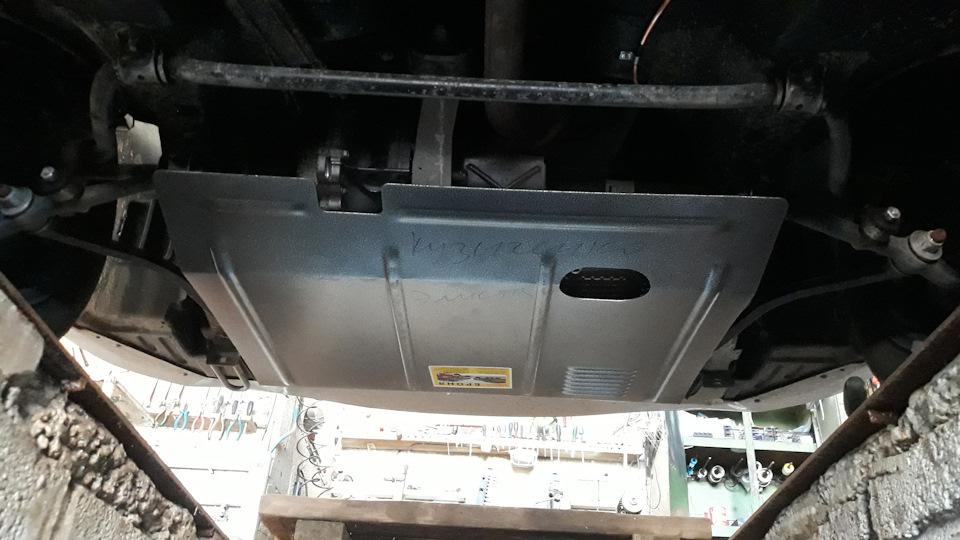 3302379s 960 Как установить защиту картера на Datsun on Do и mi Do