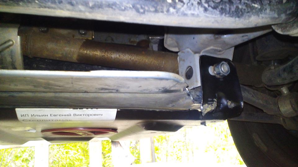 3f9832es 960 Как установить защиту картера на Datsun on Do и mi Do