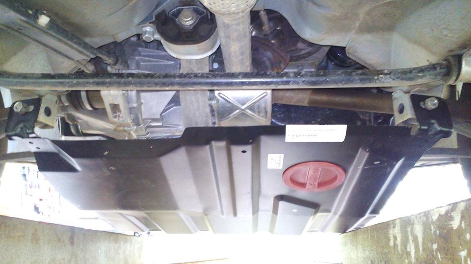 4b9832es 960 Как установить защиту картера на Datsun on Do и mi Do