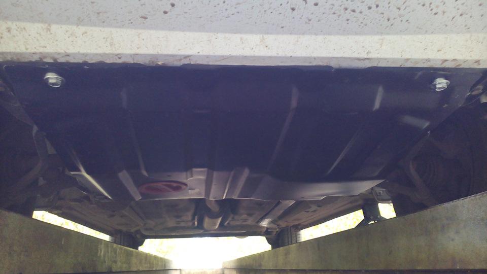 5b9832es 960 Как установить защиту картера на Datsun on Do и mi Do