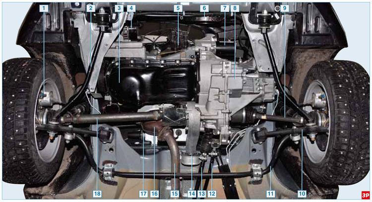 750px Granta 19 1 Возможные неисправности подвески на Datsun on Do и mi Do