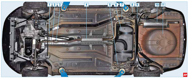 750px Granta 19 2 Возможные неисправности подвески на Datsun on Do и mi Do